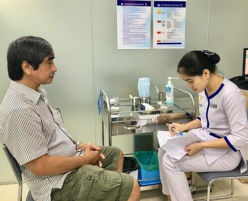"""Hiện vắc xin """"phế cầu 13"""" triển khai tiêm trên toàn hệ thống trung tâm tiêm chủng dành cho trẻ em và người lớn VNVC toàn quốc."""