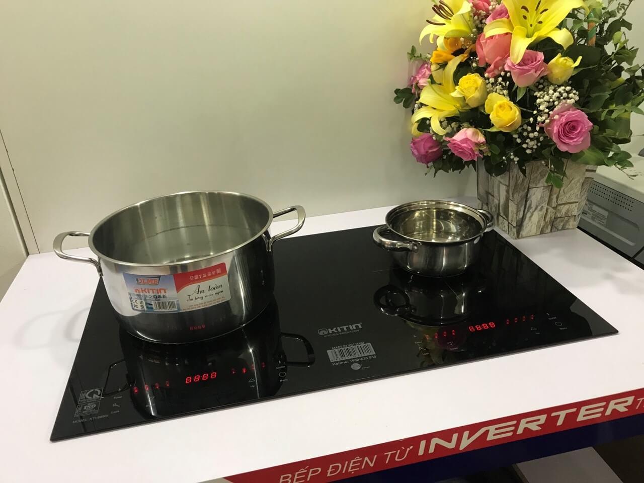 """Bếp từ Kitin giúp nhiều gia đình """"quẳng gánh lo"""" vui đón xuân mới"""