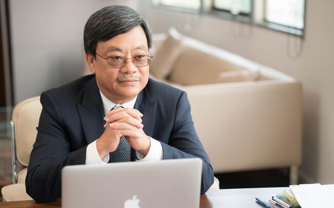 Chủ tịch kiêm Tổng Giám đốc Masan Group, ông Nguyễn Đăng Quang.