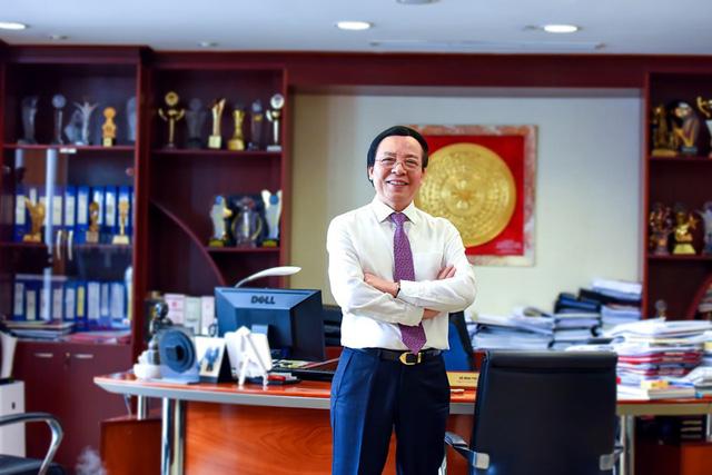 Ông Đỗ Minh Phú – Chủ tịch Hội đồng sáng lập Tập đoàn Vàng bạc Đá quý DOJI.